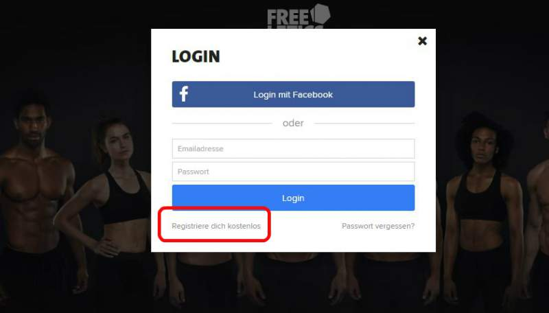 Freeletics أعلن مجانا