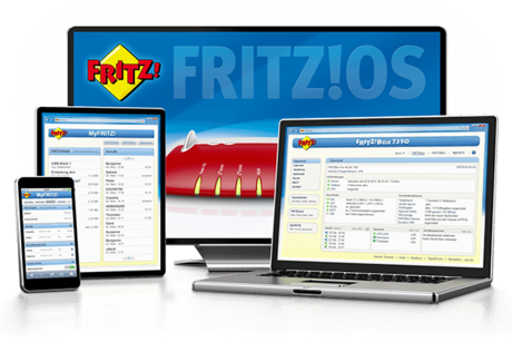FRITZ! Box 7390 Firmware Download