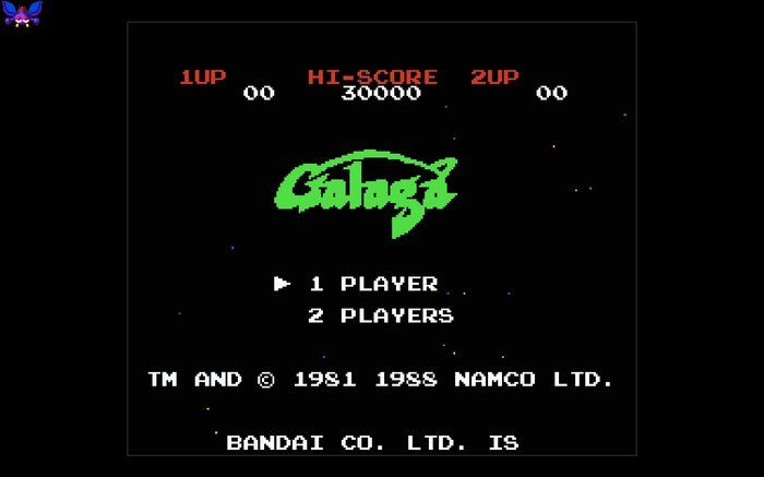 Galaga Download Original