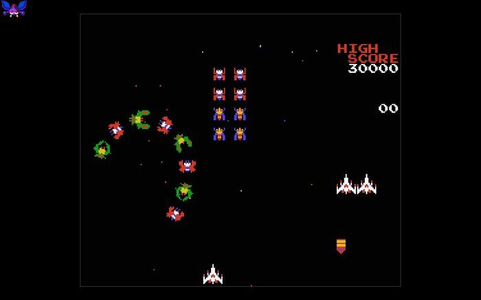 Galaga Download Aliens
