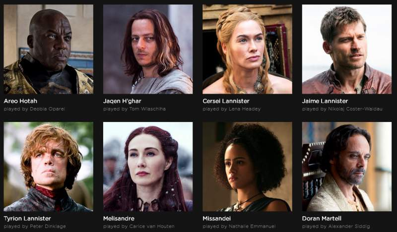 Game of Thrones acteur Lannister