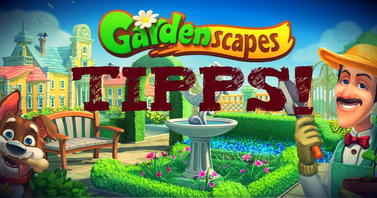 Gardenscapes - Cheats New Acres