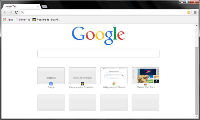 Google Chrome Download Home