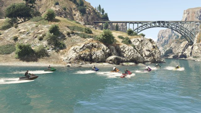 GTA Grand Theft Auto Online Download recreational opportunities