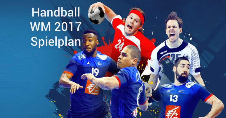 Campeonato Mundial de Andebol 2017 agendamento de download