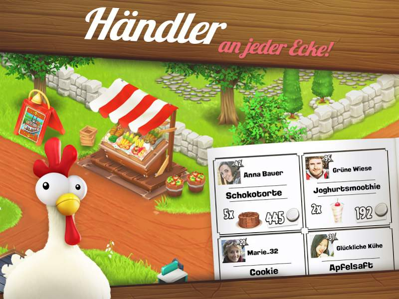 rivenditore Hay Day Android