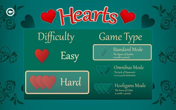 Hearts Deluxe Download