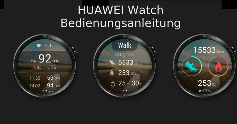 Huawei Manual Watch Baixar
