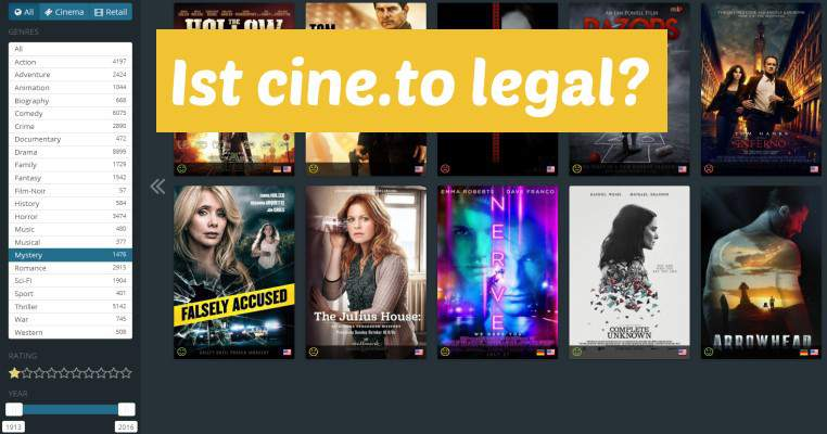 Cine To Legal