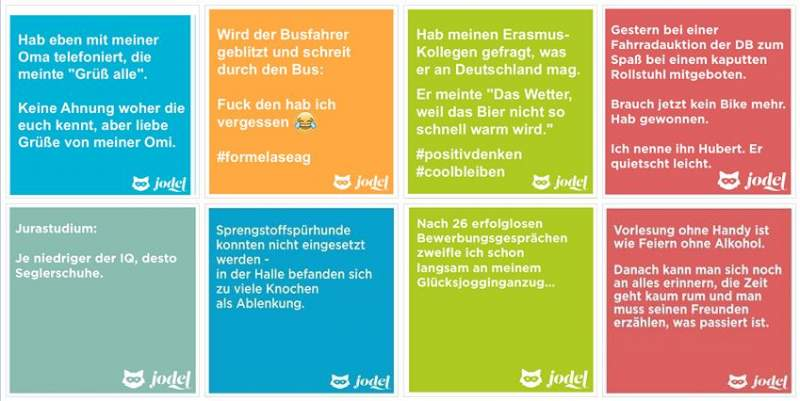 Jodel App Best off