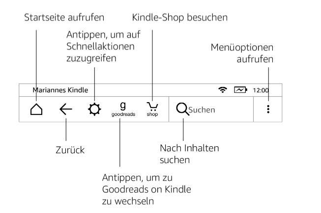 Kindle Paperwhite manual download operation