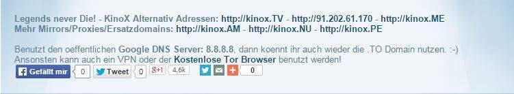 Https //Kinox.To Alternative
