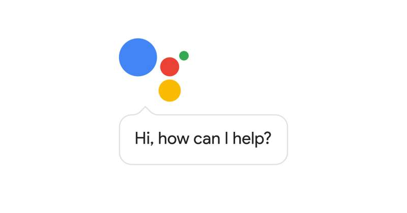 Assistant de Google désactiver trainable