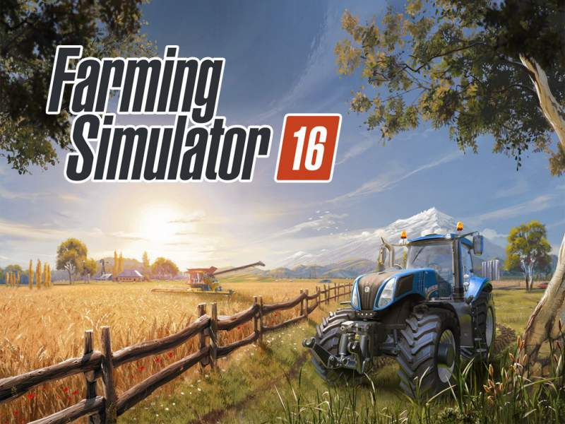 Farming Simulator 2016 download