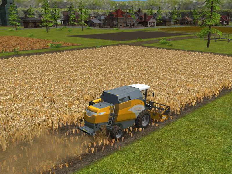 Farming Simulator 2016 download machines