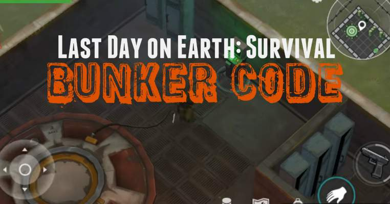 Last Day on Earth Survival Bunker code