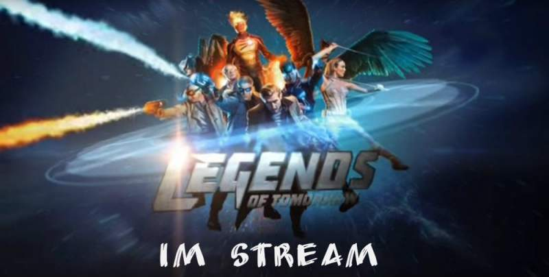 Legends of Tomorrow Stroom