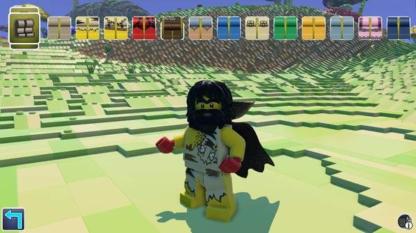 LEGO Worlds Download Characters