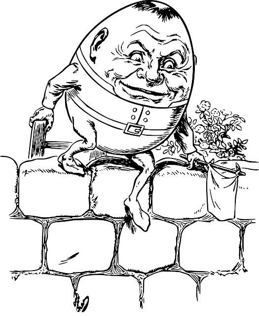 Grappig Pasen Pictures Humpty Dumpty