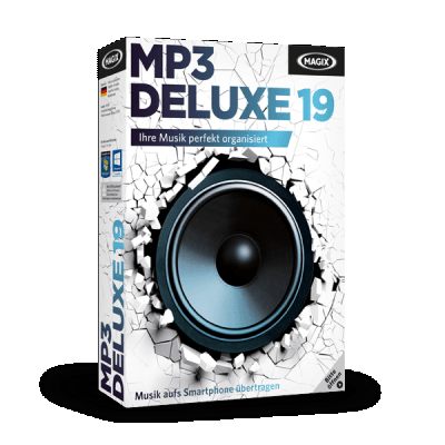 MAGIX MP3 deluxe download