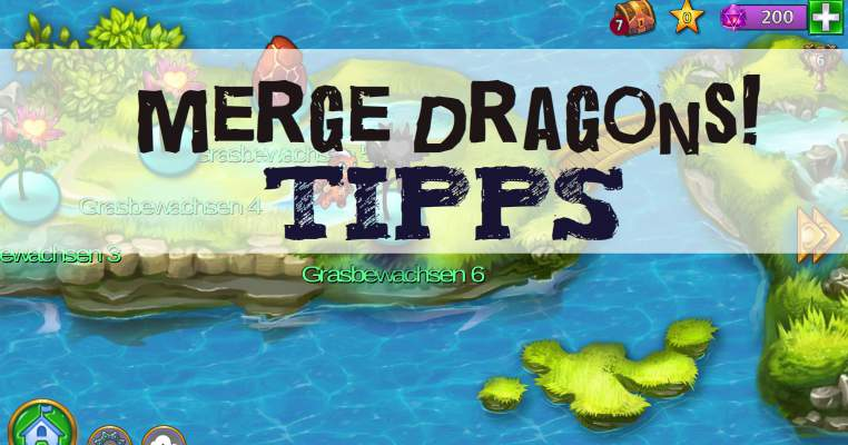 Merge Dragons! Tips