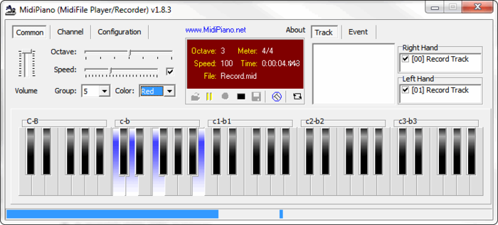 MIDI4all download