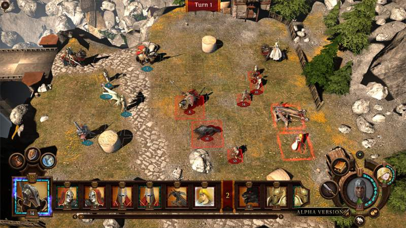 Might & amp; Héroes mágicos 7 batallas Descarga