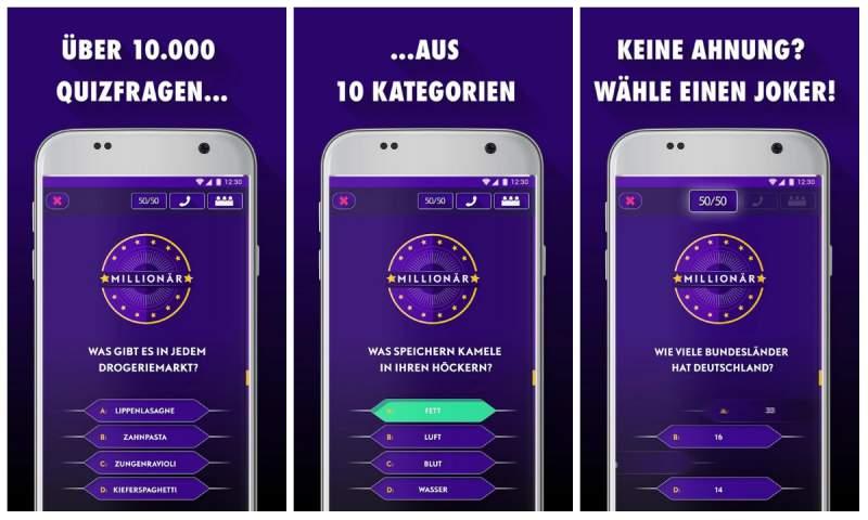 App Millionär