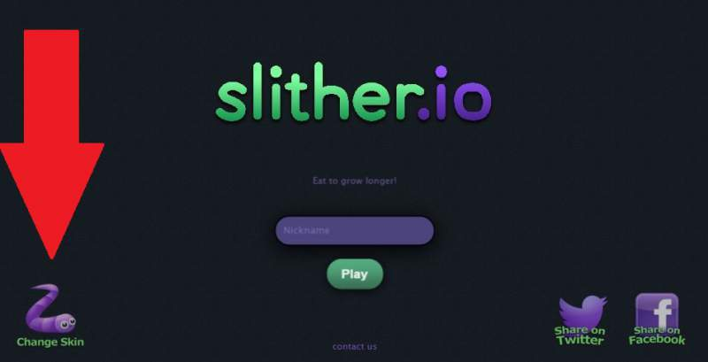 astuces Slither.io