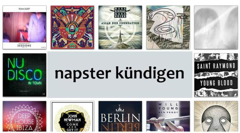Napster annonce