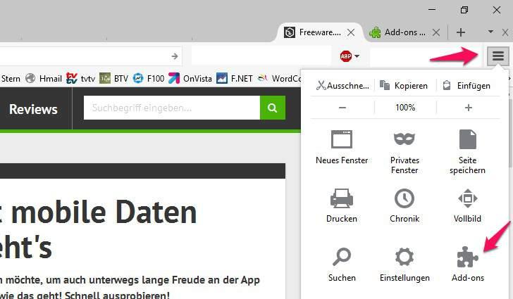 Kinox.To Werbung Blocken Firefox