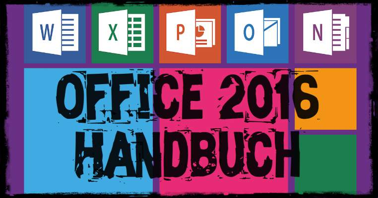 Office 2016 manual download