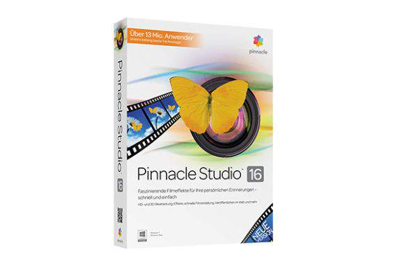 Pinnacle Studio Download