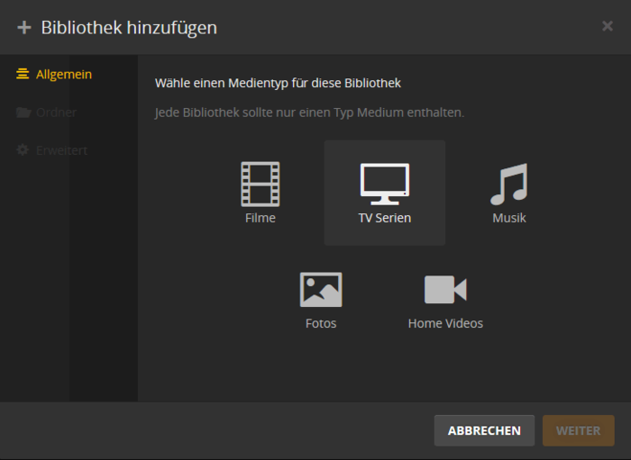 Plex Media Server Descargar