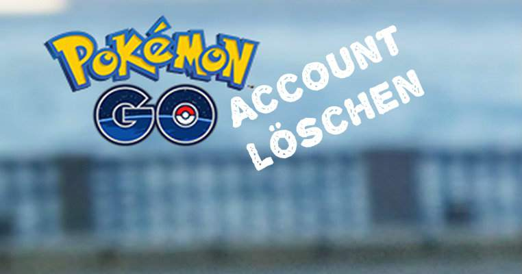 Eliminare account Pokémon Go