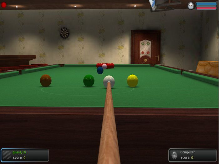 Poolians Real Snooker 3D Download
