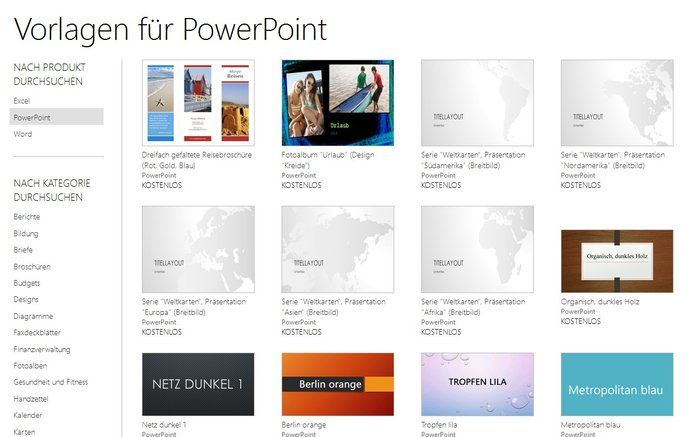 modelli di PowerPoint per il download gratuito