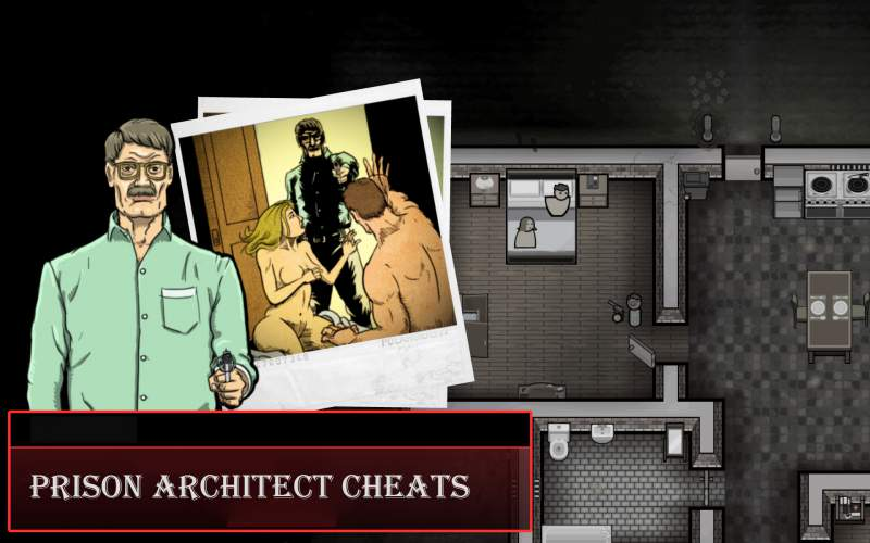 Cheats Architect Prison