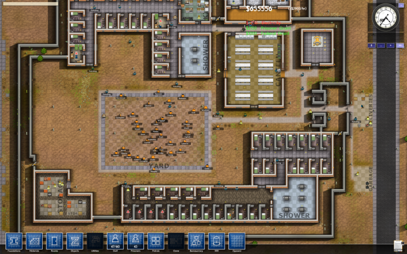 Prison Architect Download Gameplay