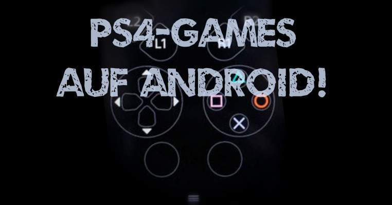 PS4 jogo Android remoto