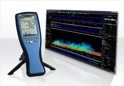 Spectrum Analyzer Download Meters