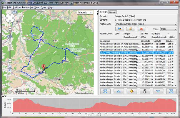RouteConverter Download