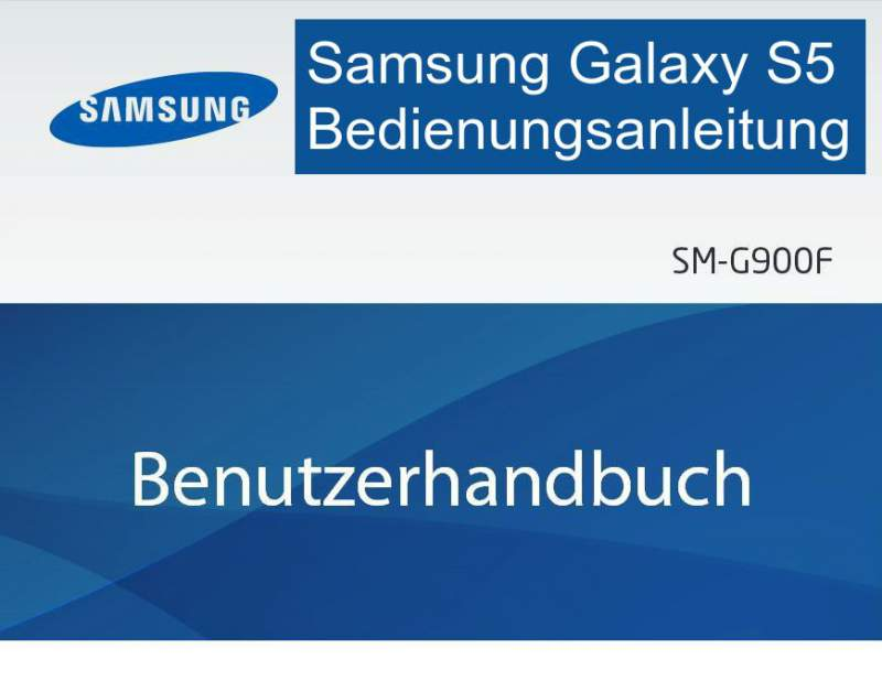 Samsung Galaxy S5 Download Manuale