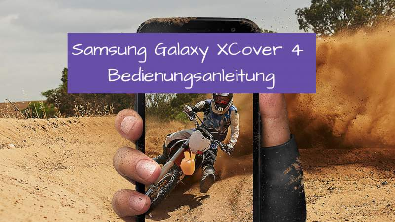 Samsung Galaxy XCover 4 Manual Download