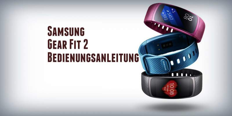Samsung Gear Fit 2 Manuel Télécharger