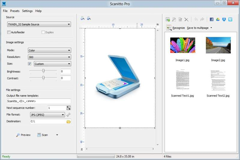 Scanitto Pro Download