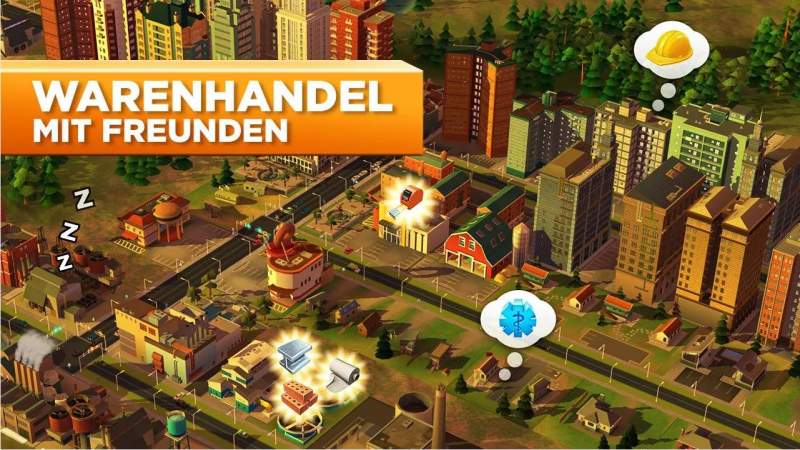 SimCity BuildIt Download Goods
