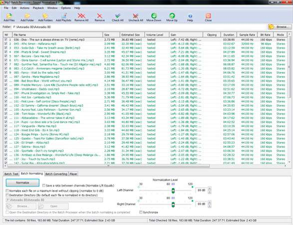 Sound Normalizer Download