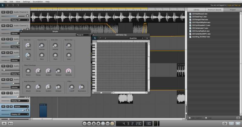 Soundation Studio Download