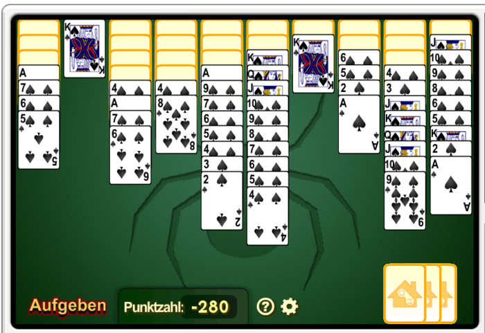 Spider Solitaire Download